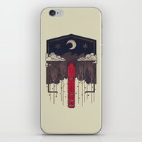 The Lost Obelisk iPhone & iPod Skin