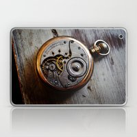 The Conductor's Timepiece - 1 Laptop & iPad Skin