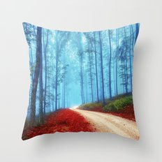 Fall for her Throw Pillow