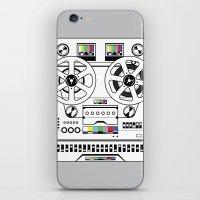 1 kHz #6 iPhone & iPod Skin