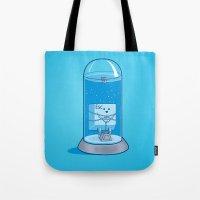 The Great Escape Artist Tote Bag