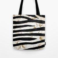 Tyger Stripes Tote Bag