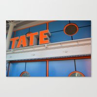 Liverpool Tate Canvas Print