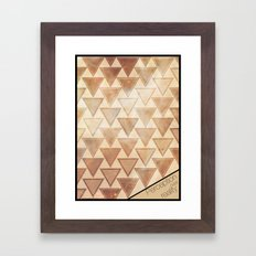 Perception Over Reality Framed Art Print