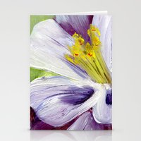 Columbine Stationery Cards