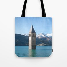 Drowning my thoughts Tote Bag