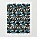 Pattern93 Art Print