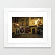 Gallagher Tavern  Framed Art Print
