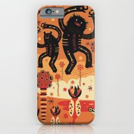 Les Danses De Mars iPhone 6 Slim Case