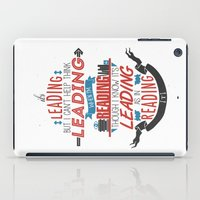It's Leading iPad Case