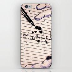 The Deadliest Joke iPhone & iPod Skin