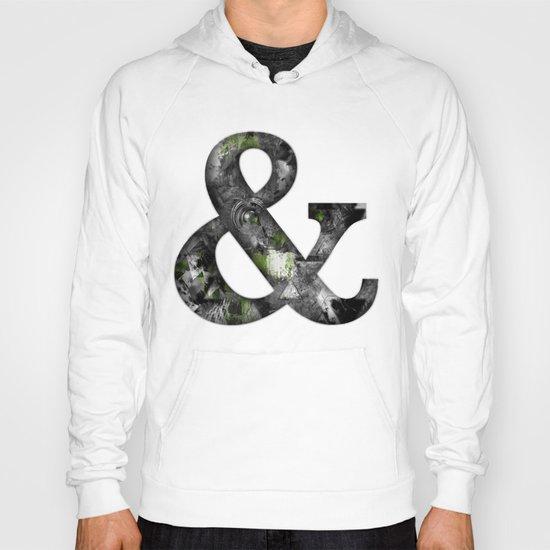 Ampersand Series - Baskerville Typeface Hoody
