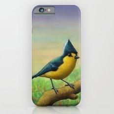 Yellow Tit iPhone 6s Slim Case