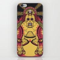 Tekno Drug Machine iPhone & iPod Skin