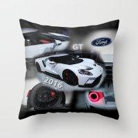 2016 GT Throw Pillow