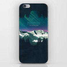 Heaven Sent iPhone & iPod Skin