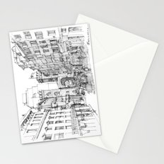 Genova, Porta Soprana Stationery Cards