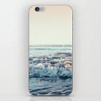 Pacific Ocean iPhone & iPod Skin