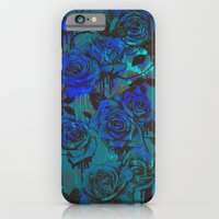 iPhone & iPod Case featuring Royal Roses by florever
