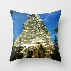 Matterhorn II Throw Pillow