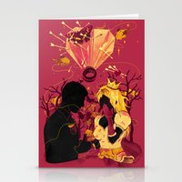 2 Hearts 2 Love Stationery Cards