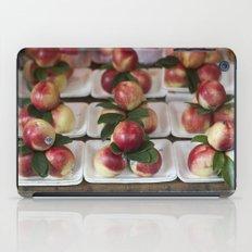 peaches iPad Case