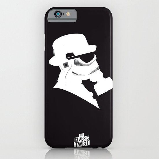 Storm Trooper Gas Mask  iPhone & iPod Case