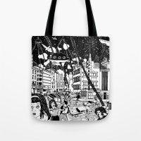 Paranoia Tote Bag