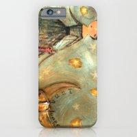 iPhone & iPod Case featuring Moon Keeper by Danita Art