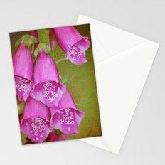 Magenta Chorus Stationery Cards