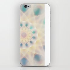 Water Lily Mandala iPhone & iPod Skin