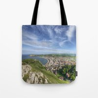 Great Orme View Tote Bag