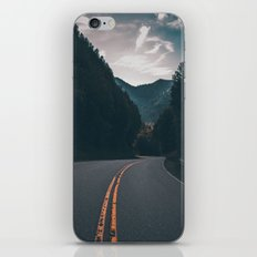 Road #Trees iPhone & iPod Skin