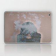 Hiding Behind Laptop & iPad Skin