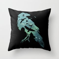 Night's Watch Throw Pillow