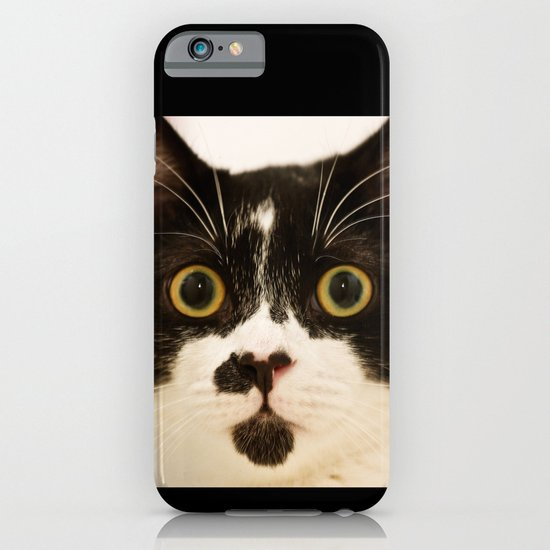 Pussy cat, pussy cat iPhone & iPod Case