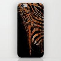 Zebra Mood iPhone & iPod Skin