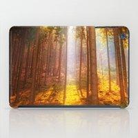 Sunshine Forest iPad Case