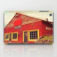 Wayne Feeds iPad Case