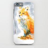 Snow Fox iPhone 6 Slim Case
