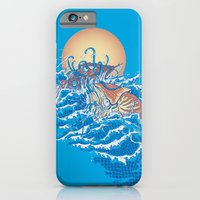 iPhone & iPod Case featuring The Lost Adventures of Captain Nemo by Don Lim