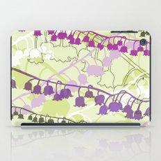 Layered Lily iPad Case