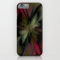 Butterfly Feathers iPhone 6 Slim Case