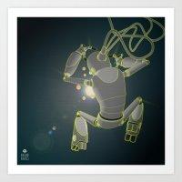 Quantum Magic Art Print