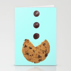 PACKMAN COOKIE Stationery Cards