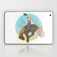 Yee Haw! Laptop & iPad Skin