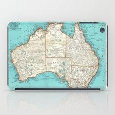 Australia; re-imagined iPad Case
