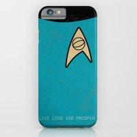 Live Long And Prosper iPhone 6 Slim Case