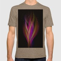 Fire Mens Fitted Tee Tri-Coffee SMALL