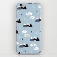 Cool Winter Wonderland S… iPhone & iPod Skin
